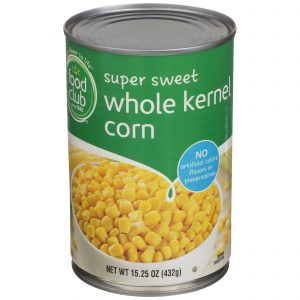 Super Sweet Whole Kernel Corn