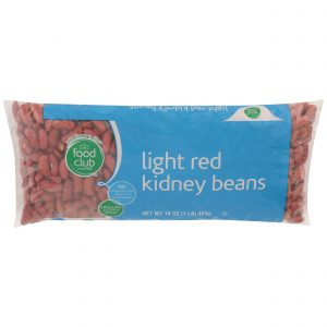 Light Red Kidney Beans