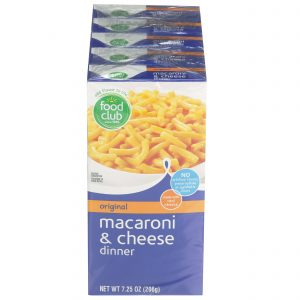 Original Macaroni & Cheese Dinner