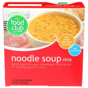 Noodle Soup Mix