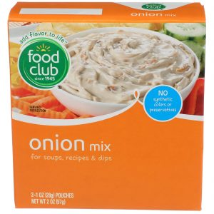 Onion Mix For Soups, Recipes & Dips