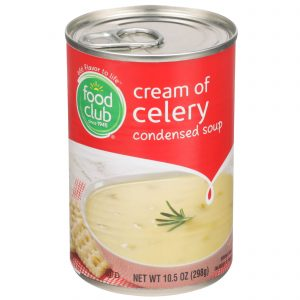 Cream Of Celery Condensed Soup