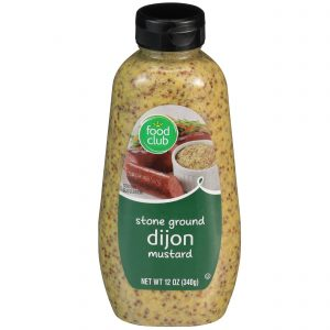 Stone Ground Dijon Mustard