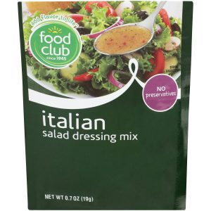 Italian Salad Dressing Mix