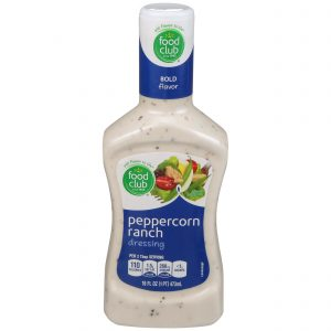 Peppercorn Ranch Dressing
