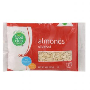 Almonds, Slivered