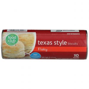 Texas Style Biscuits, Flaky