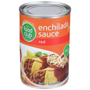 Enchilada Sauce, Red