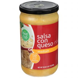 Salsa Con Queso, Medium