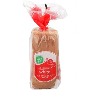 White Bread, Old Fashioned