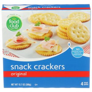Original Snack Crackers