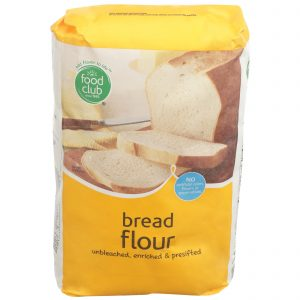 Bread Flour - Unbleached, Enriched & Presifted