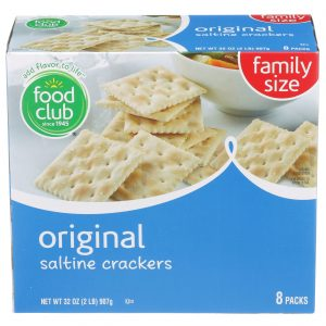 Original Saltine Crackers