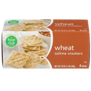 Wheat Saltine Crackers