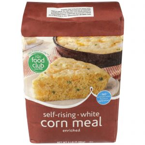 Self-Rising White Corn Meal