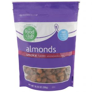 Almonds, Smoke Flavored
