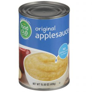 Applesauce, Original