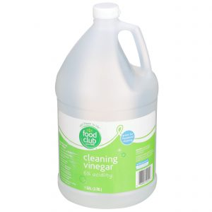 Cleaning Vinegar, 6% Acidity