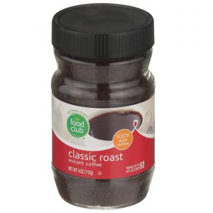 Instant Coffee - Classic Roast