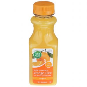 100% Premium Orange Juice, Original