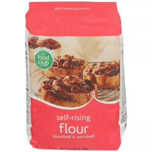 Self-Rising Flour, Bleached & Enriched