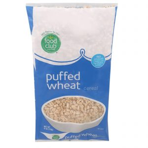 Puffed Wheat Cereal