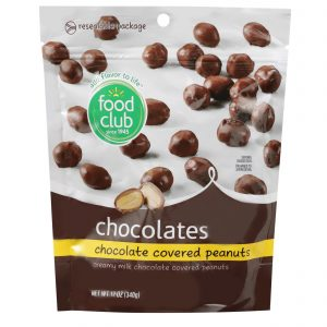 Chocolate Covered Peanuts Chocolates