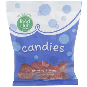 Cherry Slices Candies