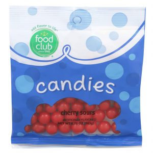 Cherry Sours Candies