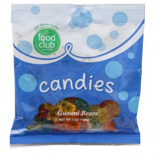 Gummi Bears Candies