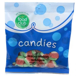 Watermelon Wedges Candies