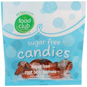 Sugar Free Candies, Root Beer Barrels