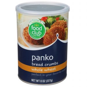 Panko Bread Crumbs, Whole Wheat