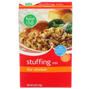Stuffing Mix For Chicken