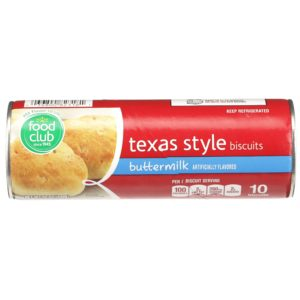Texas Style Biscuits, Buttermilk