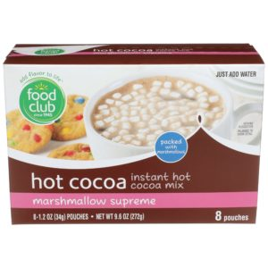 Instant Hot Cocoa Mix, Marshmallow Supreme