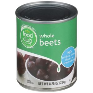 Whole Beets