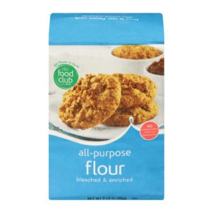 All-Purpose Flour, Bleached & Enriched