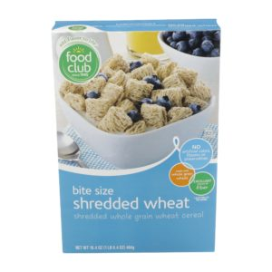 Frosted Shredded Wheat Cereal, Bite Size
