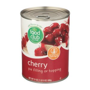 Cherry Pie Filling Or Topping