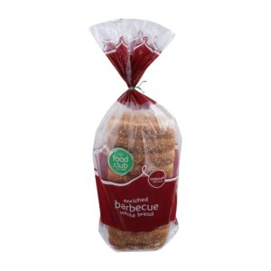 Barbecue White Bread, Enriched
