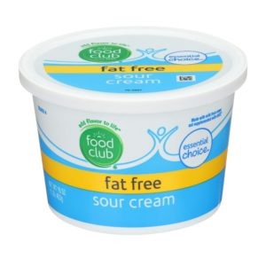 Fat Free Sour Cream