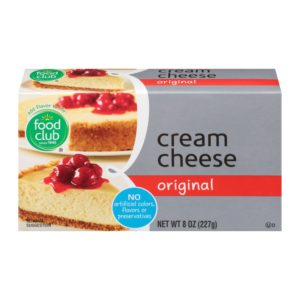 Cream Cheese, Original