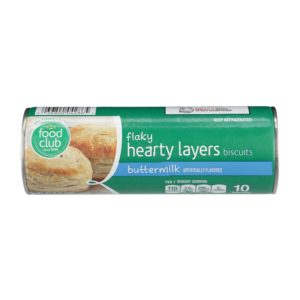 Flaky Hearty Layers Biscuits, Buttermilk