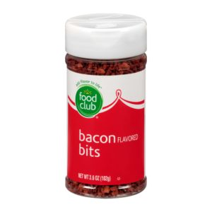 Bacon Flavored Bits