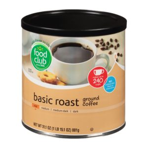 Ground Coffee - Basic Roast, Mild