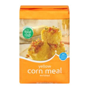 Yellow Corn Meal, Enriched
