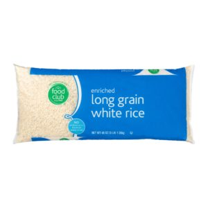Enriched Long Grain White Rice