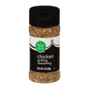 Chicken Grilling Seasoning