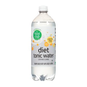 Diet Tonic Water - Caffeine Free